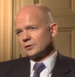 William Hague serious 2011