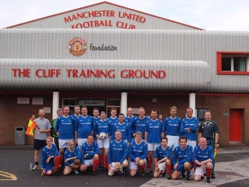 Conservative MPs football team conference Man Utd