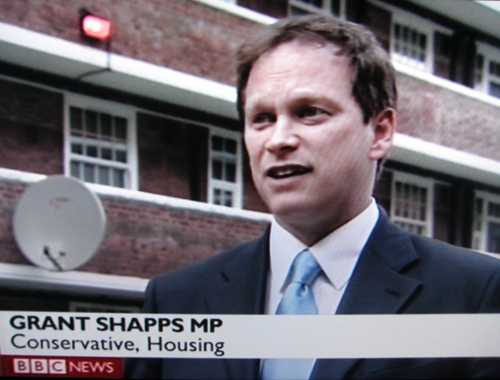 Shapps Grant On BBC