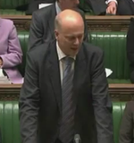 Grayling Chris Parliament
