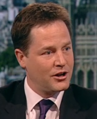 Clegg Nick July 2011