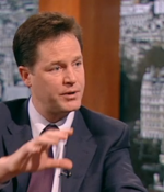 Clegg on Marr