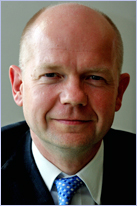 HAGUE WILLIAM CLOSE-UP