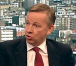 Gove on Marr