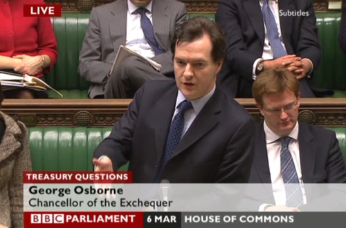 Osborne George treasury qs