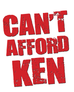 Can't Afford Ken