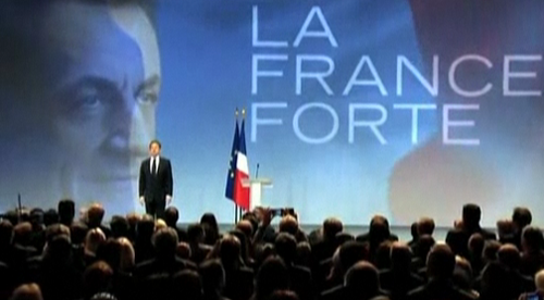 Sarkozy speech