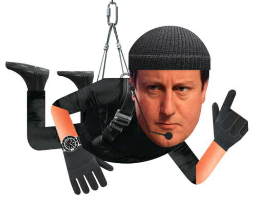 Cameron Mission Impossible