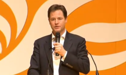 Clegg March 2012