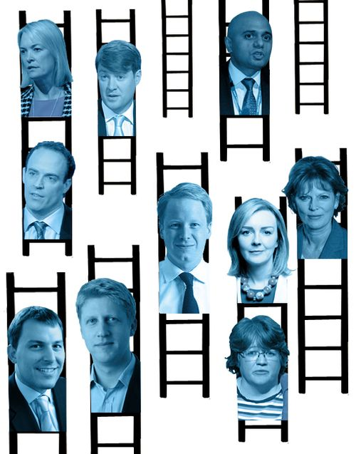 Heads and ladders1