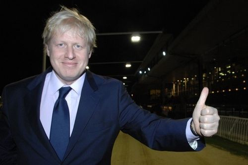BORIS THUMBS UP