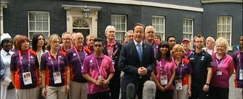 Cameron and Games Makers