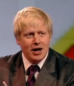 Johnson Boris Newsnight