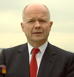 Hague William Syria