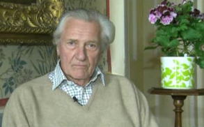 Heseltine and potted plant