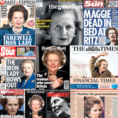 Thatcherfrontpages