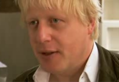 BORIS JOHNSON YOUTUBE