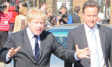 Boris and Cameron