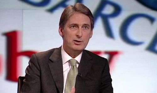 HAMMOND PHILIP NEWSNIGHT