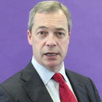 Farage Nigel Purple