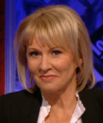 Dorries Nadine HIGNFY