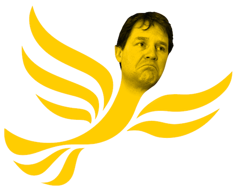 Clegg Unhappy