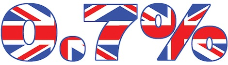 Numbers with union jack1