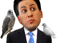 Miliband Hawk Or Dove
