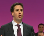 Miliband Ed Open Mouth