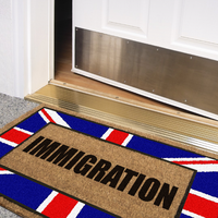 Immigration Door