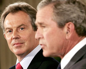 BLAIR & BUSH