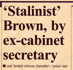 Stalinistbrown